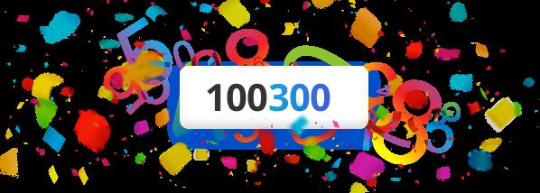 100300