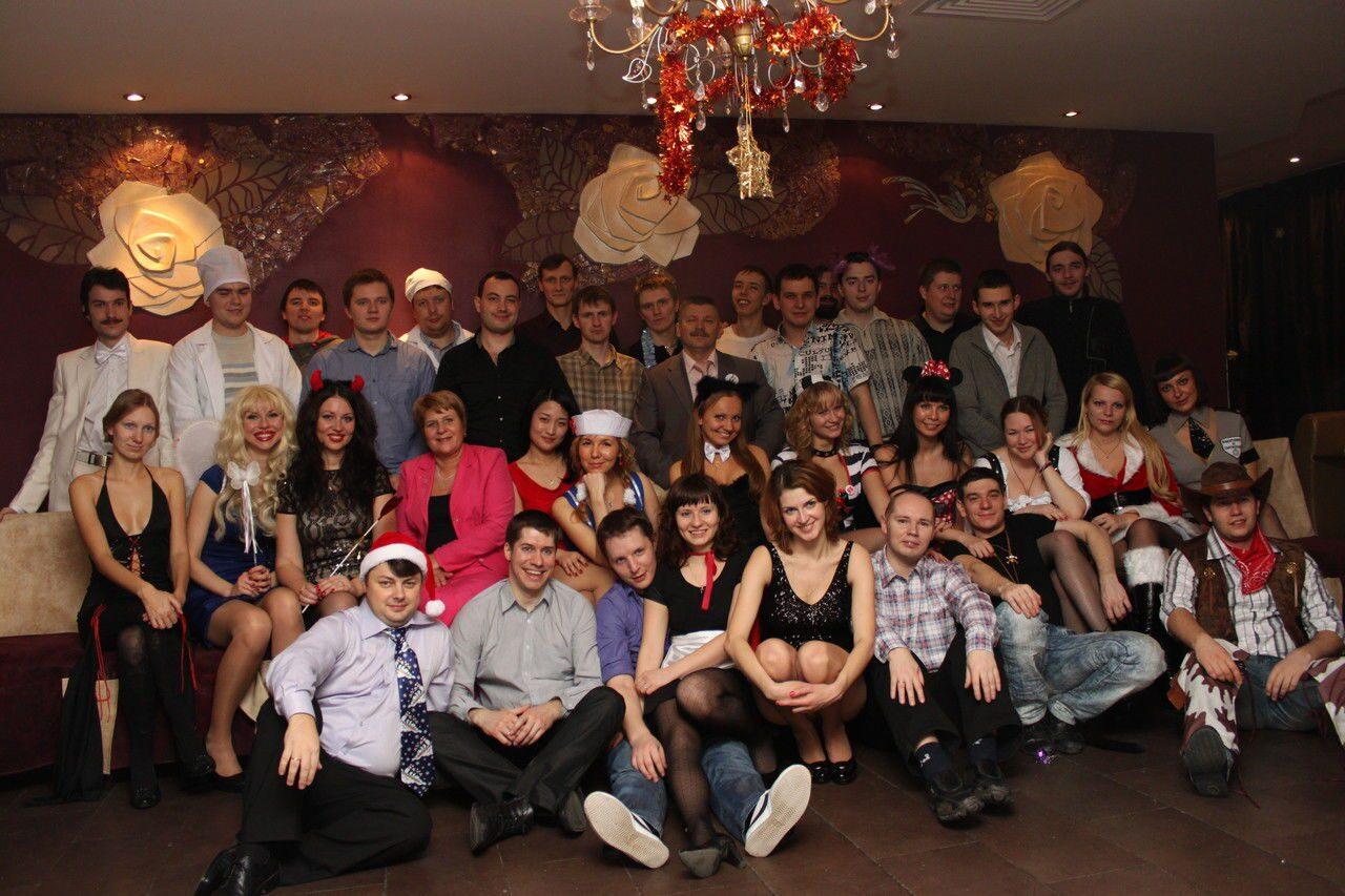 Новый год 2011 СПб